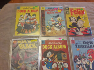 GOLDEN AGE COMICS   $7 to $15   1948 to 1956