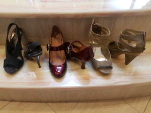 Shoes $20 each used