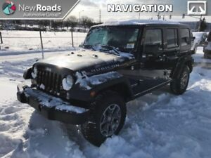 2018 Jeep Wrangler Unlimited Rubicon 4x4  - Navigation - $308.29
