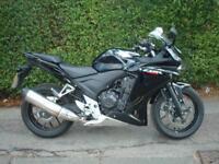 Honda CBR500R MOTORCYCLE
