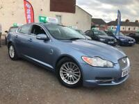 2008 JAGUAR XF LUXURY 2.7D V6 4 DOOR SALOON ++ REVERSE CAMERA ++