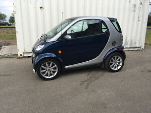 2006 Diesel Smart Fortwo Grand style Coupe (2 door)