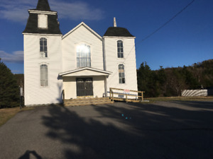 Bethel United Church is FOR SALE!