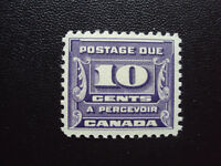 Can. J14 1933 Third Postage Due Issue. Mint VF. CV2014 $50.00