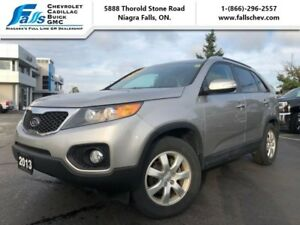 2013 Kia Sorento LX  HEATED SEATS,ALLOYS,REMOTE START