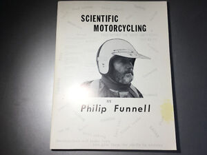 Scientific Motorcycling by Philip Funnell 1986 First Ed Signed