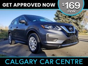 2017 Rogue SV $169B/W TEXT US FOR EASY FINANCING 587-582-2859