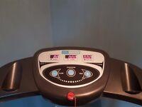 Pro-fitness running machine treadmill home gym