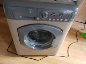 Free washing machine...needs door latch