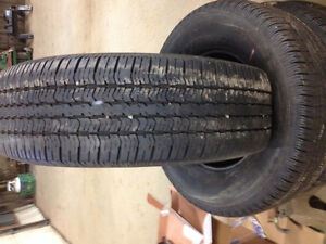 18 inch goodyear ht tires