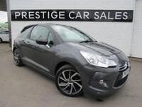 2015 Citroen DS3 1.6 e-HDi Airdream DStyle Plus 3dr Diesel grey Manual