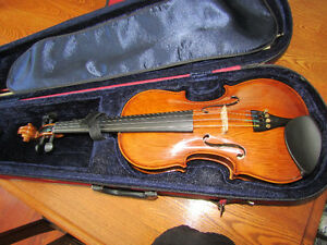 Full-Size Violin in Almost New Condition