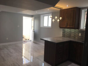 One Bedroom Walkout Basement for Rent in Orillia
