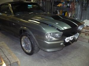 mustang fastback  gt eleanor 68
