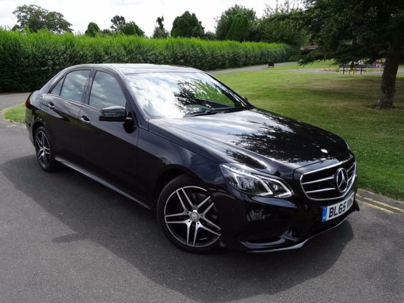 mercedes e class e220 cdi bluetec amg night edition 2016 65 in redbridge london gumtree. Black Bedroom Furniture Sets. Home Design Ideas