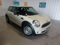 2009 09 MINI HATCH ONE 1.4 ONE 3D 94 BHP