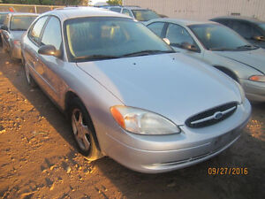 JUST IN! 2002 FORD TAURUS @ PICNSAVE WOODSTOCK!
