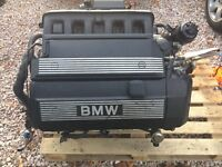 Bmw engine 2.5 e39 e46 m52b23