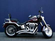 2015 HARLEY-DAVIDSON SOFTAIL FAT BOY Cannington Canning Area Preview