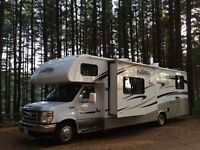 Thanksgiving Weekend Special RV Rental