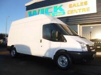 2013 Ford TRANSIT 350 LWB H/R 100ps Van *6 speed* Manual Large Van