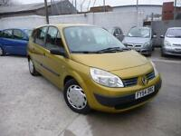 **£45 A WEEK** Renault Grand Scenic 1.6 VVT Authentique 7 SEAT MPV, MOT RCL EW