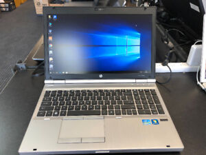 Refurbished HP EliteBook Core i5/i7 Laptops ON SALE
