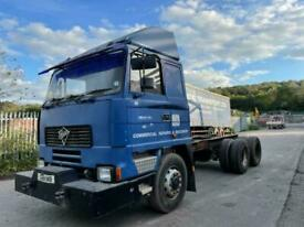 FODEN S10C 6X4 Chassis cab