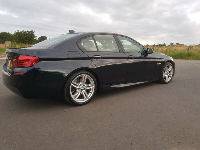 BMW 530D M SPORT, (FULL BMW SERVICE HISTORY) +LOT'S OF ADDED EXTRAS | in  Lochgelly, Fife | Gumtree