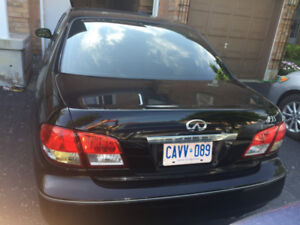 2002 Infiniti i35 (great condition)