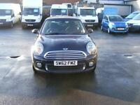 2012 MINI HATCH 1.6 One Sport Chili pack 3dr