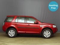 2013 LAND ROVER FREELANDER 2.2 SD4 HSE 5dr Auto SUV 5 Seats