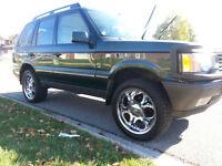 2002 Range Rover Sport HSE