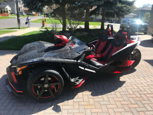 Heavily Modified Polaris Slingshot