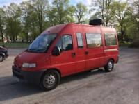 CITROEN RELAY 1800D HDI LWB camper (2001)