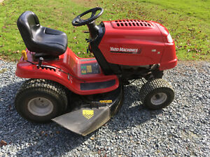 "20 HP  - 42"" lawnmower with 42"" Snowblower attachment"