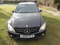 Mercedes-Benz C220 2.1CDI Blue EFFICIENCY SE [LEATHER+PHONE+FSH+FREE WARRANTY]