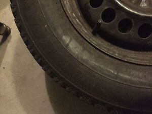 205 70 R15 Summer and winter tires for sale West Island Greater Montréal image 7