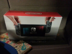 Nintendo Switch - brand new in box!