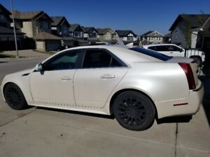 Pearl White 2010 Cadillac CTS4 AWD *Reduced Price*