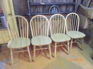 chaises Windsor