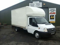 Ford Transit 2.2TDCi ( 125PS ) ( EU5 ) Luton with tail lift **One company owner