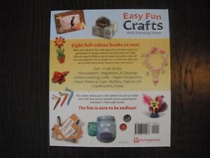 Easy Fun Crafts With Everyday Items Book London Ontario image 2