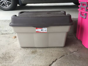 Storage or moving totes for sale