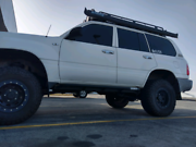 2002 Toyota Landcruiser 105 series Turbo Diesel Caboolture South Caboolture Area Preview