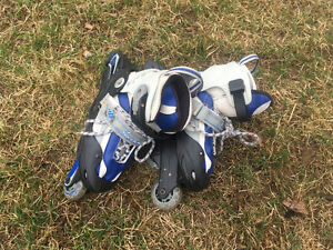 Rollerblades, men's and boys
