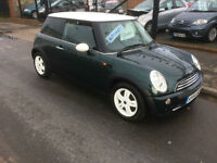 2004/54 Mini Cooper 1.6 3dr h/b Automatic ONLY 75676 Miles £2495