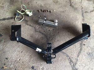 Honda CRV hitch 2007-2011
