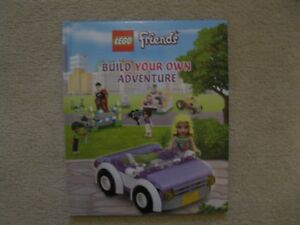 Friends Lego Hardcover Book