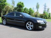 Audi A8 3.0TDI ** QUATTRO SPORT 233 BHP ** HUGE SPEC / LOW MILES F.S.H